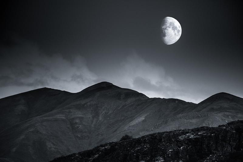 """Moon Set"" - www.rajguptaphotography.com"