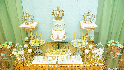 Rajah Babyshower By Creative Desert Tables