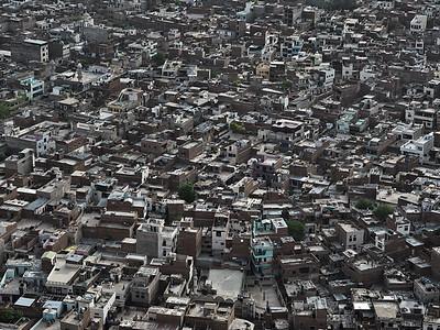 Urban sprawl, Jaipur