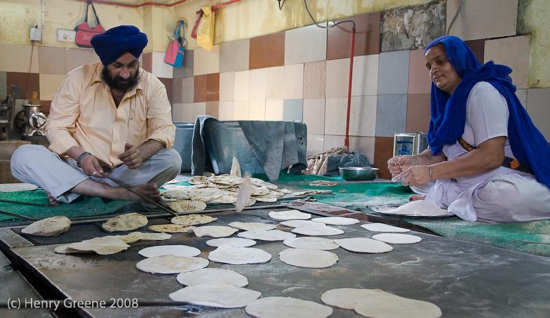 Sikh Temple, Delhi<br /> 963_2587DXO