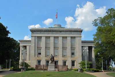 NC State Capitol Building