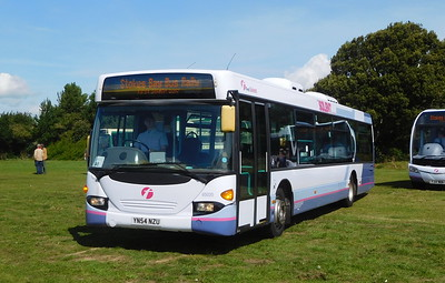 First Solent 65020 - YN54NZU
