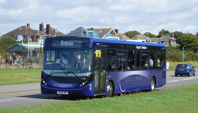 First Solent 67182 - YX66WBY