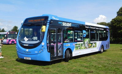 First Solent 63302 - SN65OLE