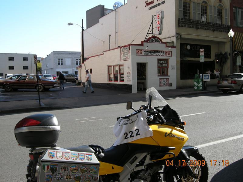 The Texas Tavern burgers, Richmond, VA