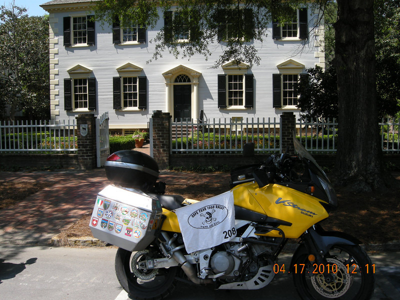 John Wright Stanly house<br /> New Bern, NC