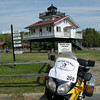 Roanoke River Lighthouse<br /> Plymouth, NC
