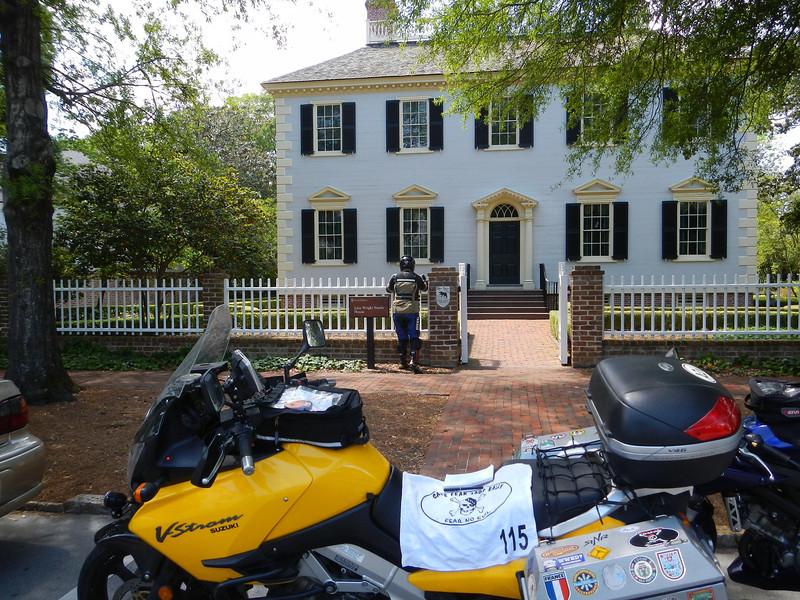 John Wright Stanly House - New Bern, NC