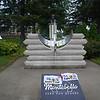 Montebello - pic of sundial