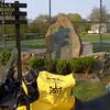 RR1 - Rhode Island Red monument<br /> Little Compton, RI