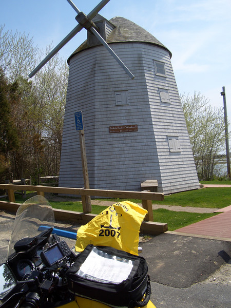 JB1 - Judah Baker Windmill<br /> South Yarmouth, MA