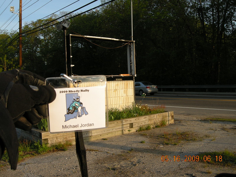 SNC - Station Night Club site - West Warwick, RI<br /> Get picture of sign (or what's left of it) - 2,093 points