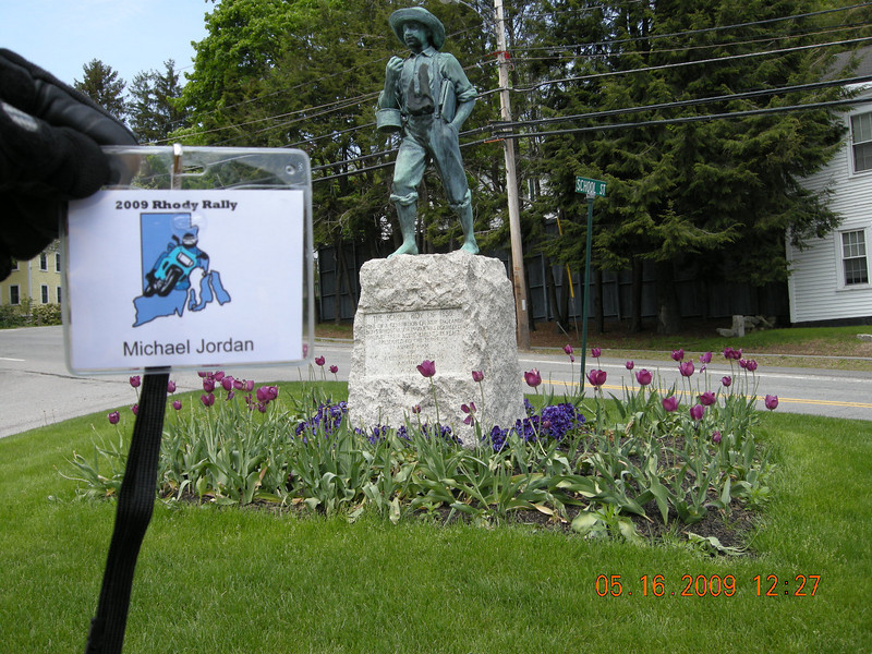 SB1 - 1850 Schoolboy - Ashburnham, MA<br /> Get a picture of the statue showing plaque - 2,808 points
