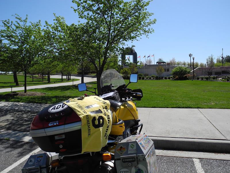 National D-Day Memorial<br /> Bedford, VA