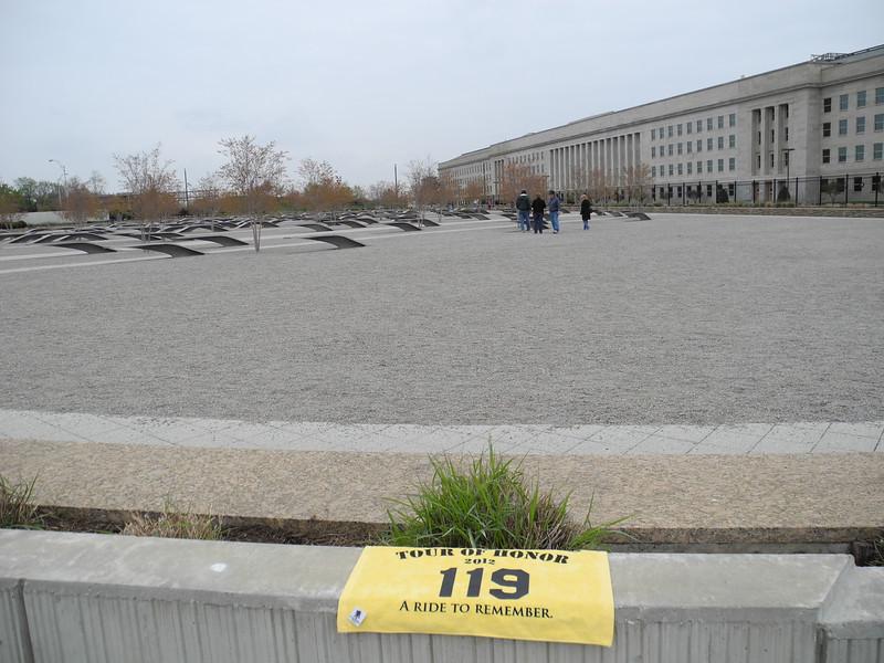 Pentagon 9-11 Memorial<br /> Arlington, VA