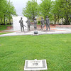 Veterans of Military Service Memorial<br />  Bristol, VA