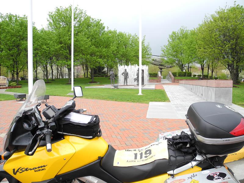Virginia Tech Medal of Honor Memorial<br /> Blacksburg, VA