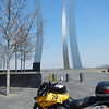 National Air Force Memorial, Arlington, VA