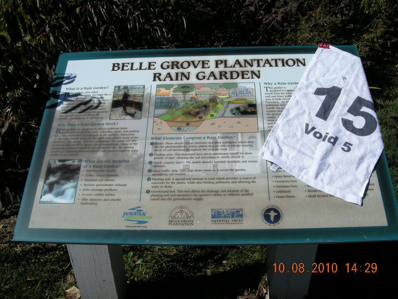 Belle Grove Plantation<br /> Middletown, VA<br /> 500 Points