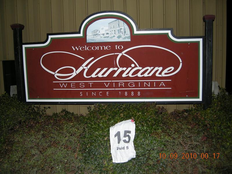 Hurricane Fire Department<br /> Hurricane, WV<br /> 500 Points