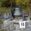 School bell - General Lewis Park<br /> Lewisburg, WV