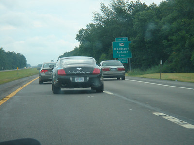 Hitiing traffic in NY or NJ or Pennsylvania.
