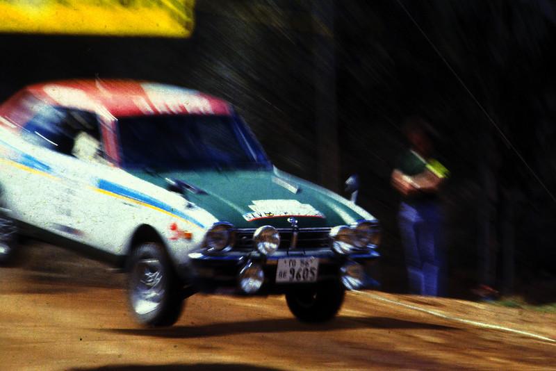 Motorsport Rallies