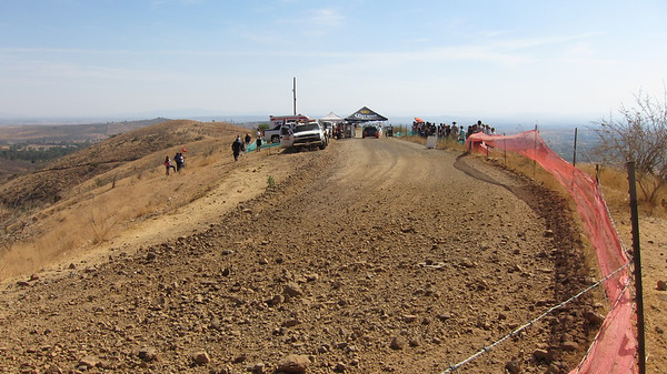 WRC Pros On Stage Saturday
