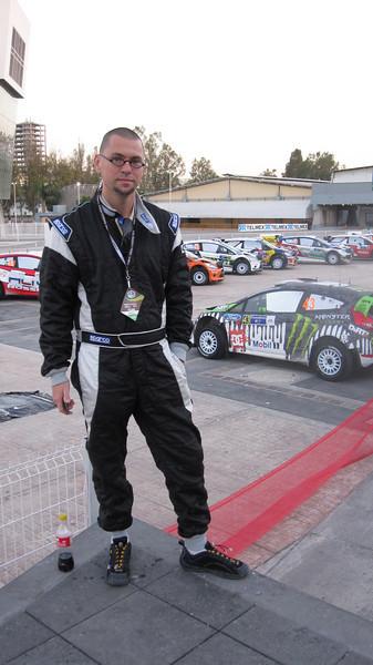 WRC Rally Mexico 11