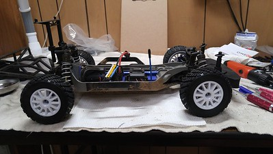 Traxxas Rally Car