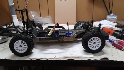 Traxxas Rally Car