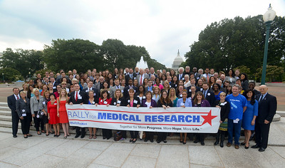 Rally for Medical Research 2014
