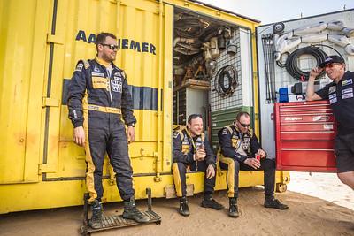Africa Eco Race 2018