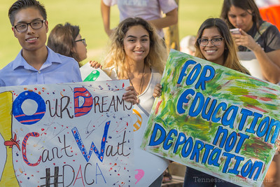 Rally to Defend DACA 8/3/17