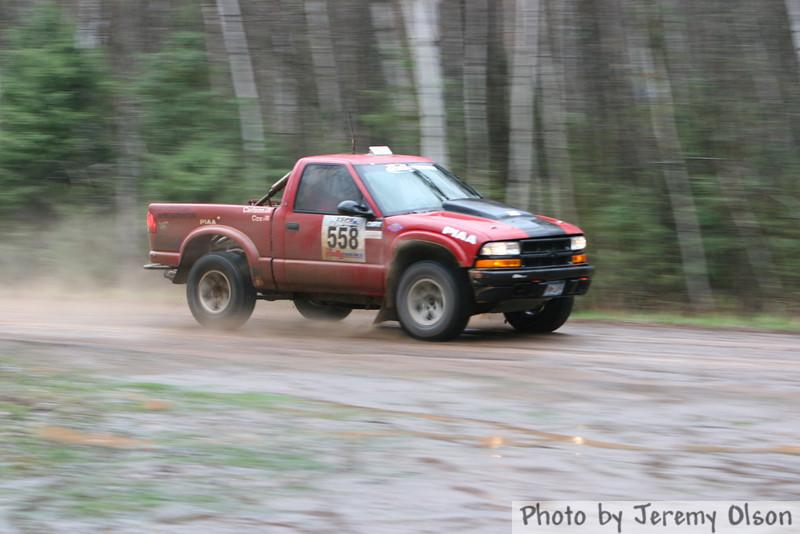 """""""Car 558""""James Cox / Brent Carlson"""
