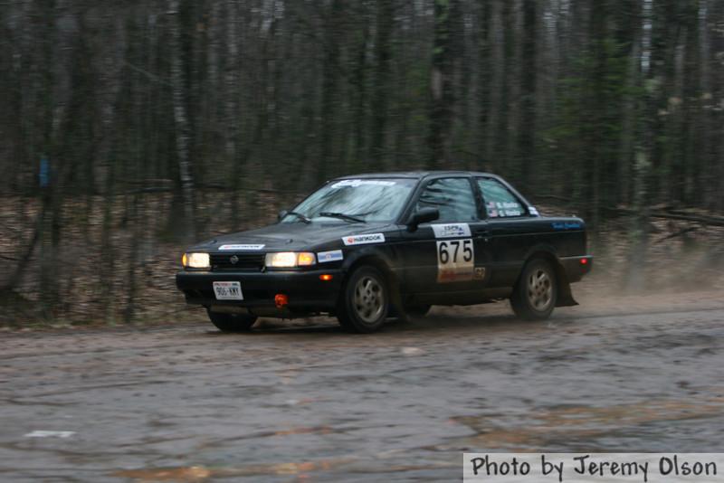 Car 675Benjamin Hanka / Gregory Hanka