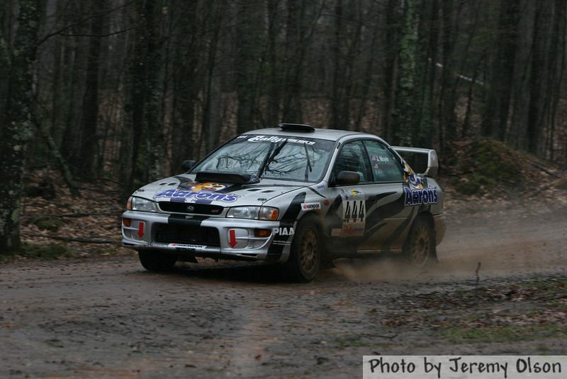 """""""Car 444""""Jeff Moyle / Michael Yarroch"""