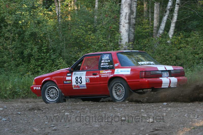 "Mark Utecht / Robert Bohn ""Car 83"""