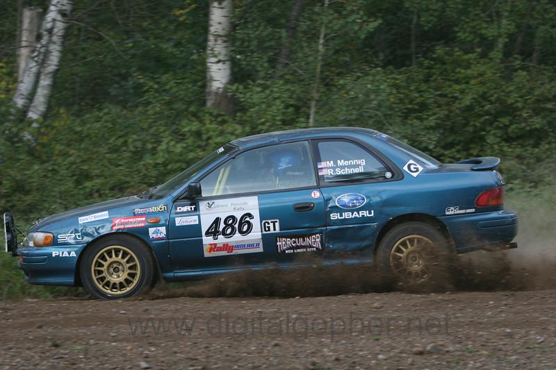 """Martin Mennig / Ryan Schnell """"Car 486"""""""
