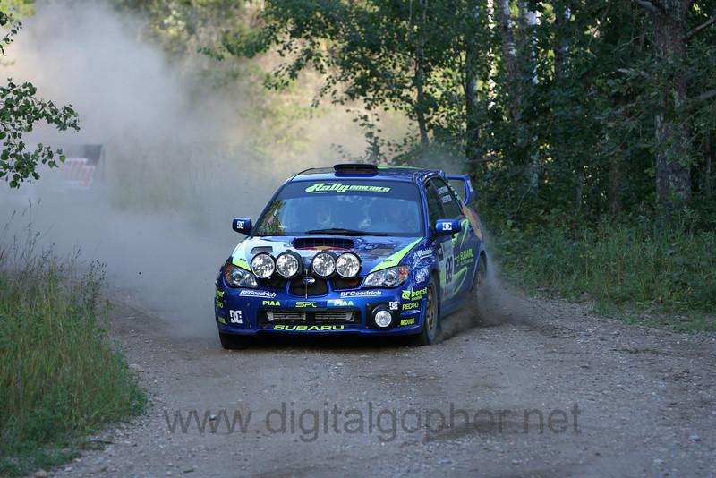 "Travis Pastrana / Bjorn Edstrom ""Car 199"""