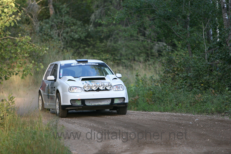 "Justin Wollerman / Brian Scott  ""Car 32"""