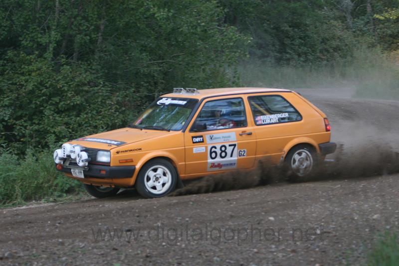 """Chad Eixenberger / Jay Luikart """"Car 687"""""""