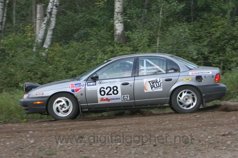 """Dan Adamson / Christopher Gordon """"Car 628"""""""