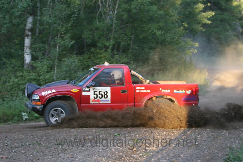 """James Cox / Brent Carlson """"Car 558"""""""
