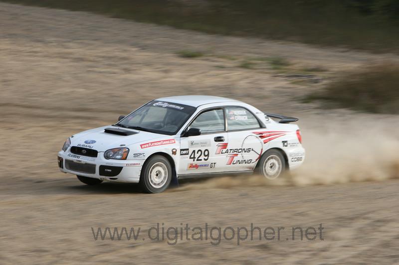 "Stephan Verdier / Scott Crouch ""Car 429"""