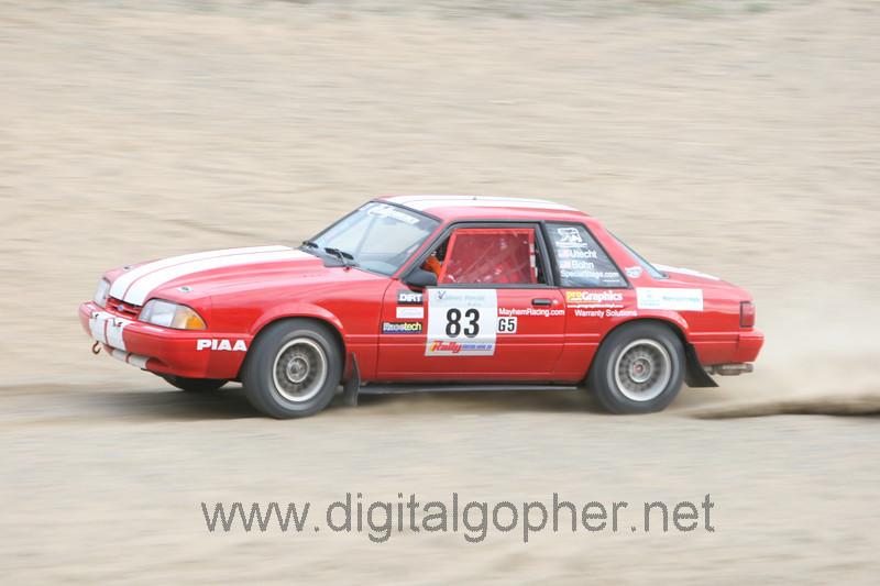 "Mark Utecht/ Robert Bohn  ""Car 83"""