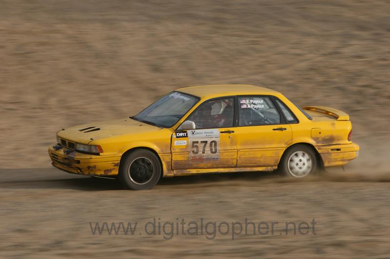 """Erik Payeur/ Adam Payeur  """"Car 570"""""""