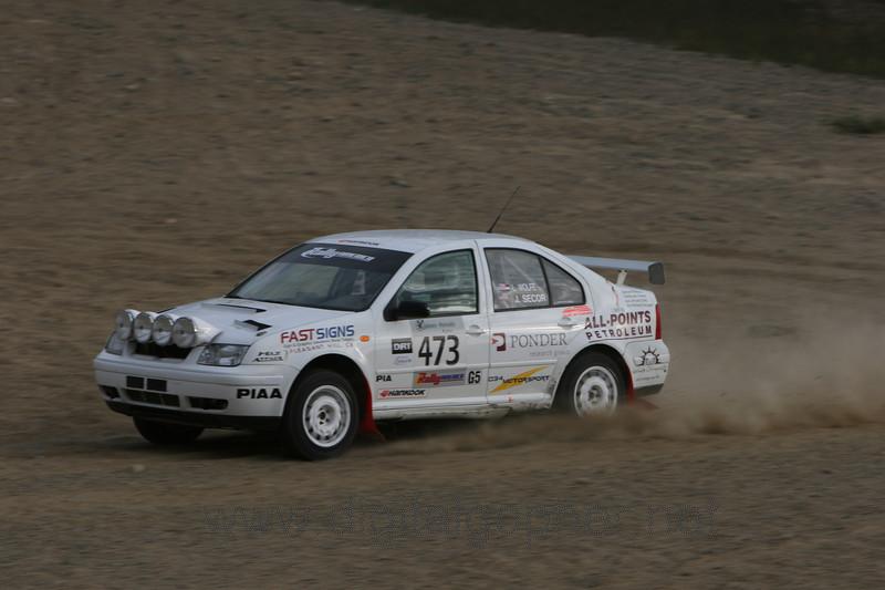 "Lars Wolfe / Jeff Secor ""Car 473"""