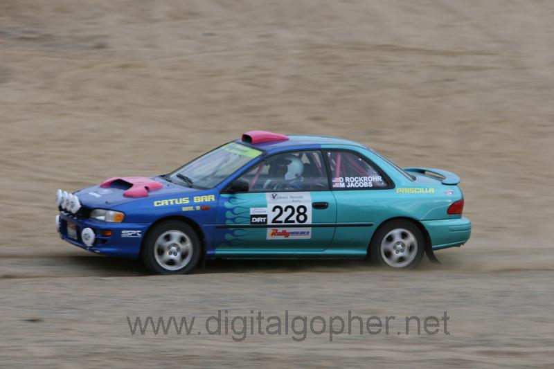 "Richard Rockrohr / Marie Jacobs ""Car 228"""