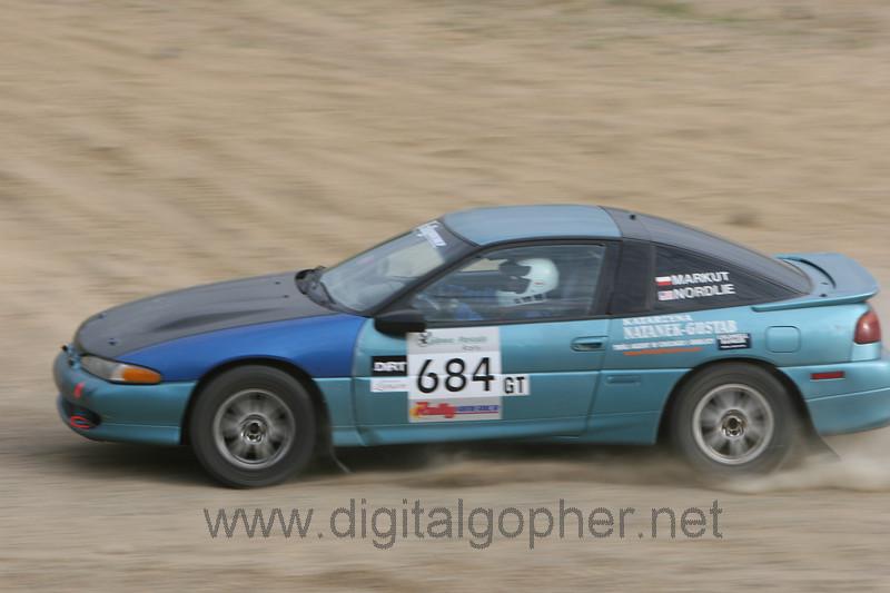 "Adam Markut/ John Nordlie  ""Car 684"""